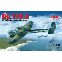 ICM 48244 DO 17Z-2, WWII GERMAN BOMBER 1:48