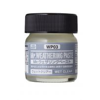 WEATHERING PASTE WET CLEAR
