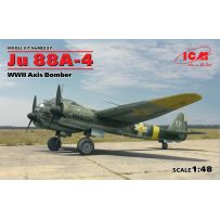 JU 88A-4 WWII AXIS BOMBER 1/48
