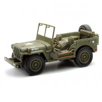 SCALE JEEP WILLYS 1/32