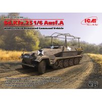 SD.KFZ.251/6 AUSF.A COMMAND VEHICLE 1/35