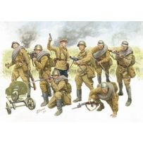 INFANTERIE ARMEE ROUGE 1940-42 1/35