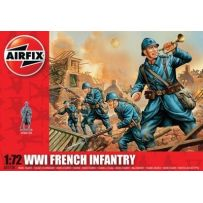 [HC] - WWI FRENCH INFANTRY 1/72
