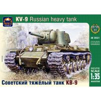 ARK MODELS AK 35021 KV-9 RUSSIAN HEAVY TANK