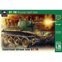 ARK MODELS AK 35027 BT-7M RUSSIAN LIGHT TANK