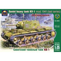 ARK MODELS AK 35033 KV-1 RUSSIAN HEAVY TANK