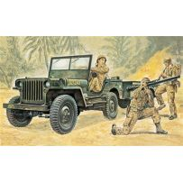 ITALERI 314 JEEP WILLYS 1/35