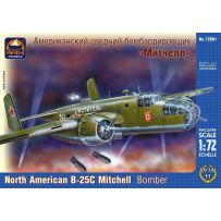 "ARK MODELS 72001 NORTH AMERICAN B-25 ""MITCHELL"" AMERICAN MEDIUM BOMBER 1/72"
