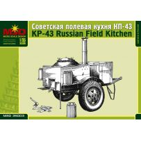MSD 35003 RUSSIAN FIELD KITCHEN 1/35