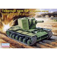 EASTERN EXPRESS 35090 KV-2 RUSSIAN HEAVY TANK, LATE VERSION 1/35