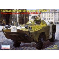 EASTERN EXPRESS 35161 BRDM-1 RUSSIAN ARMORED RECONNAISSANCE / PATROL VEHICLE 1/35