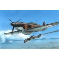 FRROM FR012 Rogozarski IK-3 April Fights 1/72