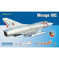 MIRAGE IIIC 1/48 WEEKEND