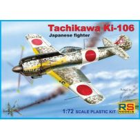 RS MODELS 92058 TACHIKAWA KI-106 HOME DEFENSE
