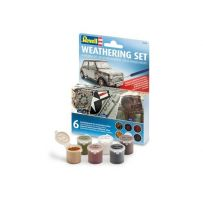 REVELL 39066 SET DE VIEILLISEMENT (6 PIGMENTS)