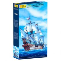 HELLER 80829 1/200 - GOLDEN HIND