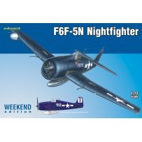 EDUARD 7434 F6F-5N NIGHTFIGHTER 1/72