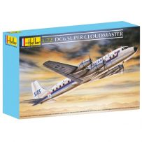 HELLER 80330 DC6 SECURITE CIVILE 1/72