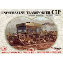 MIRAGE HOBBY 35903 C7P UNIVERSAL TRANSPORT TRACTOR ( RUSSIAN VERSION ) 1/35