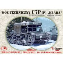 MIRAGE HOBBY 35902 'KLARA' C7P(P) GERMAN RECOVERY VEHICLE 1/35
