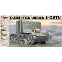 MIRAGE HOBBY 72607 T-26TB AMMUNITION CARRIER 1/72