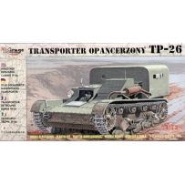 MIRAGE HOBBY 72608 TP-26 ARMOURED PERSONNEL CARRIER 1/72