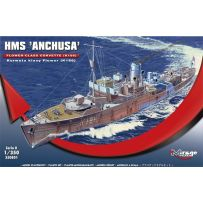 MIRAGE HOBBY 350801 HMS 'ANCHUSA' FLOWER - CLASS CORVETTE (K186) 1/350