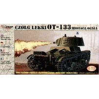 MIRAGE HOBBY 72616 OT-133 FLAME THROWER TANK 1/72