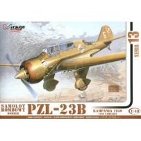 MIRAGE HOBBY 481305 PZL-23B 1939 CAMPAIGN 1/48