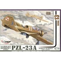 MIRAGE HOBBY 481303 PZL - 23 A KARAS ( EARLY VERSION ) 1/48