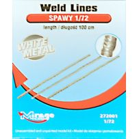MIRAGE HOBBY 272001 WELD LINES SCALE 1/72