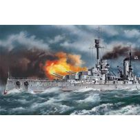 "ICM S003 ""KRONPRINZ"", WWI GERMAN BATTLESHIP 1:350"
