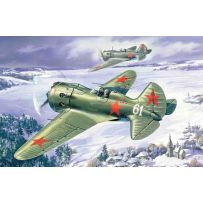 ICM 72071 I-16 TYPE 24, WWII SOVIET FIGHTER 1:72