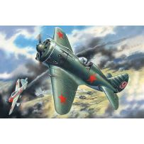 ICM 72072 I-16 TYPE 18, WWII SOVIET FIGHTER 1:72