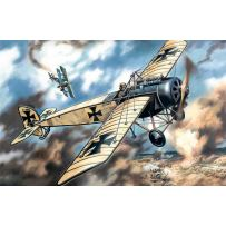 ICM 72121 PFALZ E.IV, WWI GERMAN FIGHTER 1:72