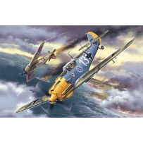 ICM 72131 MESSERSCHMITT BF 109E-3, WWII GERMAN FIGHTER 1:72