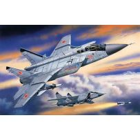 ICM 72151 MIKOYAN-31B, RUSSIAN HEAVY INTERCEPTOR FIGHTER 1:72