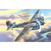 ICM 72163 AVIA B-71, WWII GERMAN AIR FORCE BOMBER 1:72