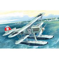 ICM 72192 HEINKEL HE 51B-2, GERMAN FLOATPLANE FIGHTER 1:72