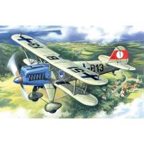 ICM 72193 HEINKEL HE 51A-1, GERMAN BIPLANE FIGHTER 1:72