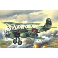 ICM 72242 U-2/PO-2, WWII SOVIET MULTI-PURPOSE AIRCRAFT 1:72