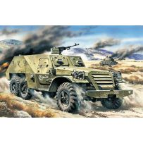 ICM 72531 BTR-152V, ARMOURED PERSONNEL CARRIER 1:72