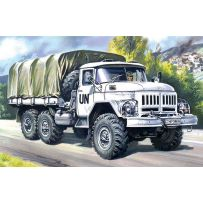 ICM 72811 ZIL-131, ARMY TRUCK 1:72