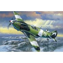 ICM 48091 LAGG-3 SERIES 1-4, WWII SOVIET FIGHTER 1:48