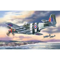 ICM 48123 MUSTANG MK.III, WWII RAF FIGHTER 1:48