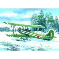 ICM 48251 U-2/PO-2, WWII SOVIET MULTI-PURPOSE AIRCRAFT 1:48