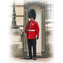 ICM 16001 BRITISH QUEEN'S GUARDS GRENADIER (100% NEW MOLDS) 1:16