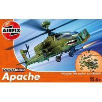AIRFIX J6004 QUICK BUILD APACHE HELICOPTER