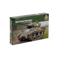 ITALERI 15758 M10 Tank Destroyer 1/56