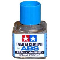 TAMIYA 87137 COLLE LIQUIDE POUR ABS